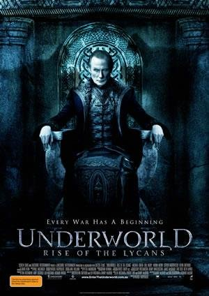 Underworld: Rise of the Lycans 300x424
