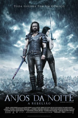 Underworld: Rise of the Lycans 1180x1771
