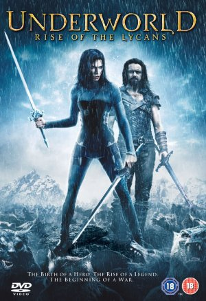 Underworld: Rise of the Lycans 700x1021