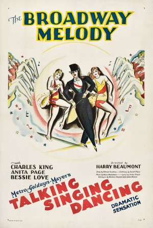 The Broadway Melody 1739x2594