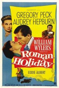 Roman Holiday poster