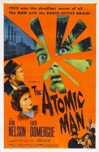 The Atomic Man poster