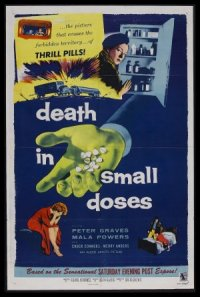 Death in Small Doses poster