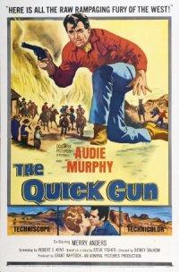 The Quick Gun poster
