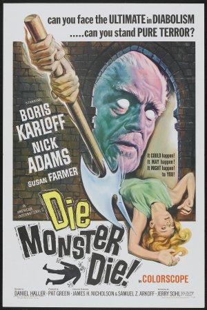 Die, Monster, Die! 1990x2988