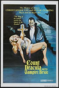 Count Dracula and His Vampire Bride poster