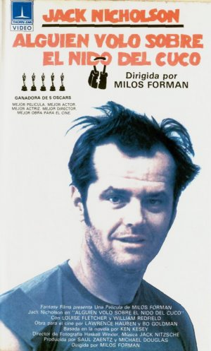 One Flew Over the Cuckoo's Nest 681x1129