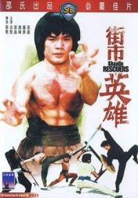 Avenging Warriors of Shaolin poster
