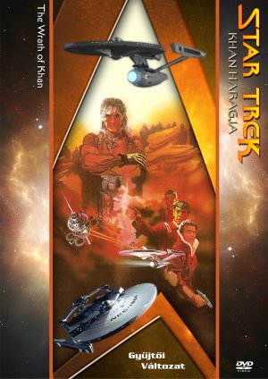 Star Trek II: The Wrath of Khan 1538x2175