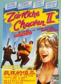 Zärtliche Chaoten II poster