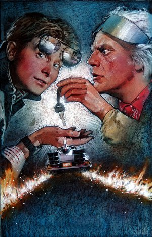Back to the Future Part II 768x1200