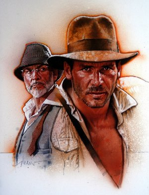 Indiana Jones and the Last Crusade 1152x1500