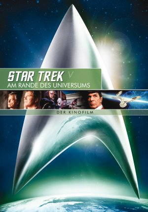 Star Trek V: The Final Frontier 1242x1772