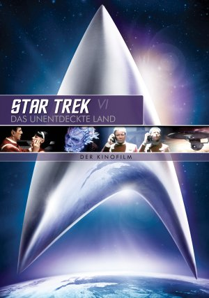 Star Trek VI: The Undiscovered Country 1242x1772
