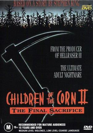 Children of the Corn II: The Final Sacrifice 688x989