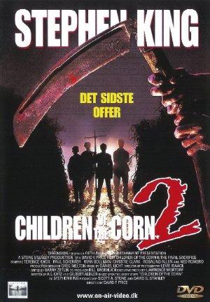 Children of the Corn II: The Final Sacrifice 557x800