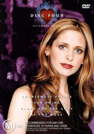Buffy the Vampire Slayer 1526x2170