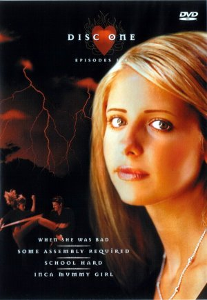 Buffy the Vampire Slayer 689x999