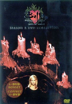 Buffy the Vampire Slayer 683x986
