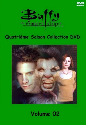 Buffy the Vampire Slayer 687x1000