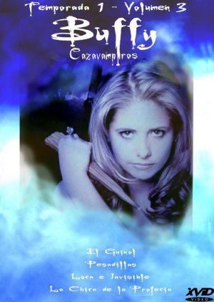 Buffy the Vampire Slayer 565x798