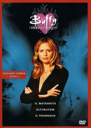 Buffy the Vampire Slayer 711x998