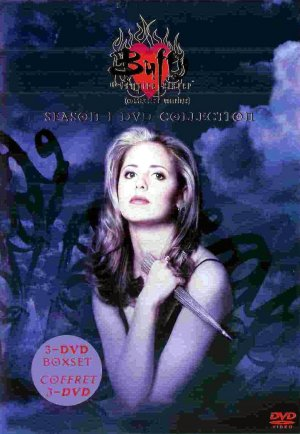 Buffy the Vampire Slayer 691x1000