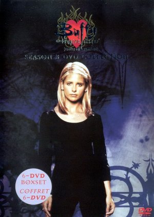 Buffy the Vampire Slayer 588x830