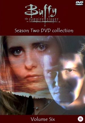 Buffy the Vampire Slayer 556x800