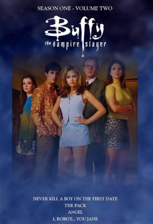 Buffy the Vampire Slayer 549x799