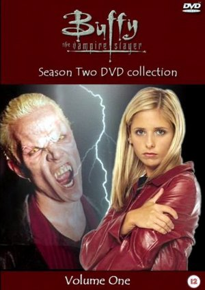 Buffy the Vampire Slayer 567x800