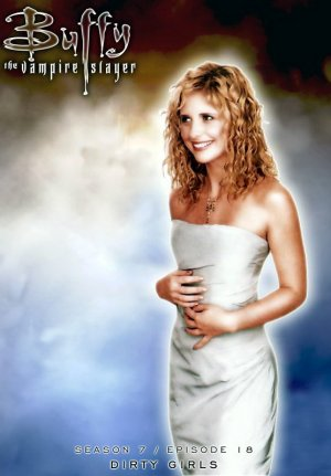 Buffy the Vampire Slayer 556x798