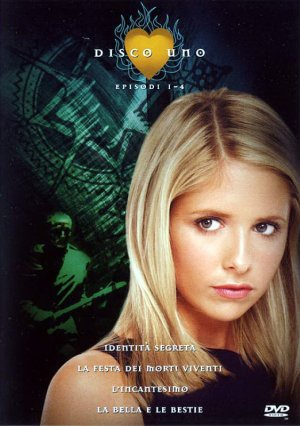 Buffy the Vampire Slayer 563x799