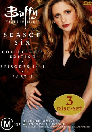 Buffy the Vampire Slayer 1507x2170
