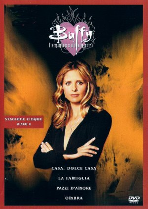 Buffy the Vampire Slayer 702x988