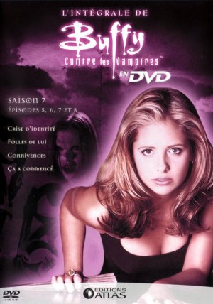 Buffy the Vampire Slayer 699x998
