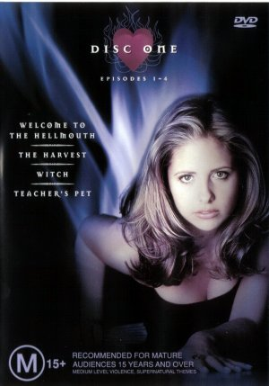 Buffy the Vampire Slayer 699x1000