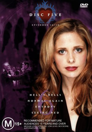 Buffy the Vampire Slayer 1512x2170