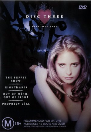 Buffy the Vampire Slayer 688x998