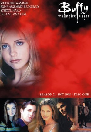 Buffy the Vampire Slayer 553x798