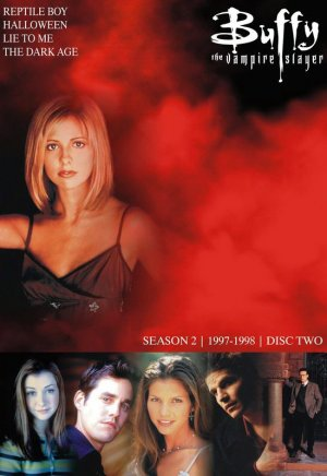 Buffy the Vampire Slayer 550x799