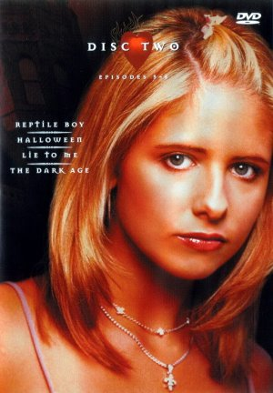 Buffy the Vampire Slayer 688x990