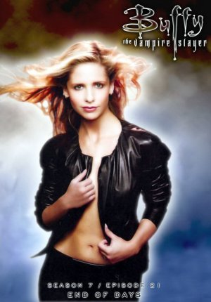 Buffy the Vampire Slayer 557x798