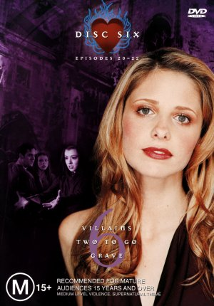 Buffy the Vampire Slayer 1514x2170