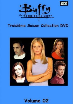 Buffy the Vampire Slayer 697x1000
