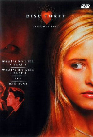 Buffy the Vampire Slayer 677x994