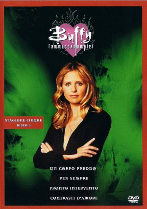 Buffy the Vampire Slayer 701x994
