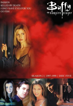 Buffy the Vampire Slayer 554x798