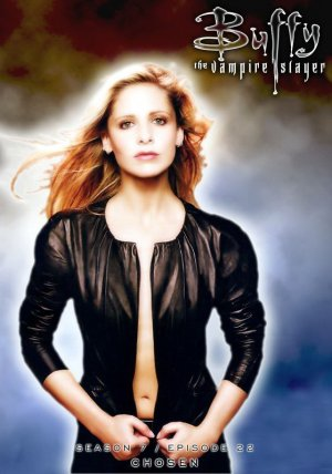 Buffy the Vampire Slayer 559x798