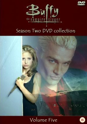 Buffy the Vampire Slayer 564x800